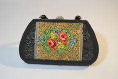 1960s Caron of Houston Embellished Handbag by KrisVintageClothing, $45.00