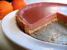 The Bojon Gourmet: Blood Orange Tart-- I WILL make this soon  :)