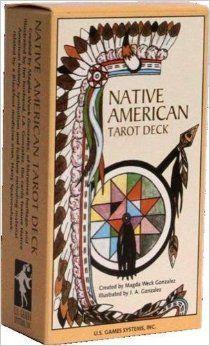 Native American Tarot Deck <3 <3 <3 http://www.silvermoonreiki.co.uk/