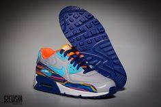 Nike Air Max 90 | 724882-001 | goo.gl/ESaOLB