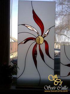 Farebná Vitráž Výplň Okna Moje Práce http://sk.sooscsilla.com/vyroba-vitraze-okien-a-dveri/ http://sk.sooscsilla.com/portfolio/farebna-vitraz-vypln-okna-moje-prace/