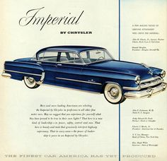 1954 Chrysler Imperial