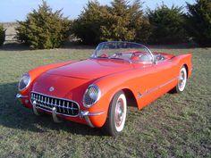 1955 Chevy Corvette Roadster