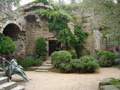 roman baths / catalonia