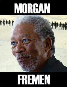 Morgan Fremen