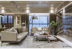 君泰_古典風設計個案—100裝潢網 Curtains, Home Decor, Blinds, Decoration Home, Room Decor, Draping, Tents, Picture Window Treatments, Sheet Curtains