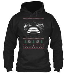Subaru WRX - Ugly Christmas Apparel