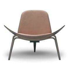 The Shell Chair by Hans J. Wegner 1963 By Carl Hansen