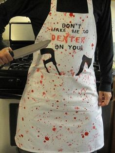 I need to get this apron