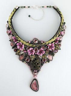Amazing designs from Swarovski contest in Russia   Beads Magic