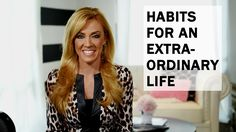 Your habits can lead you to fulfilling your dreams or keep you from fulfilling them. Terri encourages you today with practical tips to start new habits that . Great Speakers, Change Is Coming, Ordinary Lives, Gods Promises, Successful People, Christian Faith, Your Life, Believe In You, You Changed