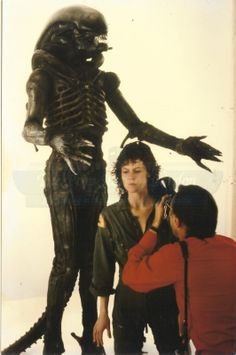 nickdrake:  Sigourney Weaver, Alien.