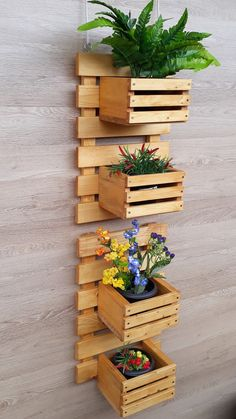 22 DIY Coffee Tables to Show Off Your Craftsmanship Page 17 of 23 Pallet Furniture Designs, Wood Pallet Furniture, Wood Pallets, Garden Furniture, Diy Furniture, Wood Pallet Planters, Pallet Decking, Garden Pallet, Pallet Designs
