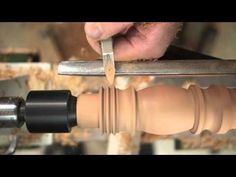 Easy Woodturning Projects 2: The Basic Table Leg