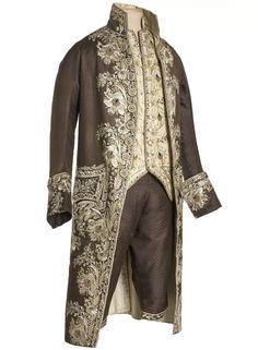 Suit    1785-1790    Les Arts Décortifs