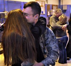 Members of 130th Airlift Wing depart for Afghanistan. Photos by Craig Cunningham