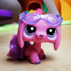 littlest pet shop dachshund