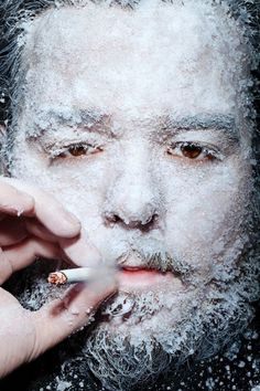 How to Look Like an Ice Man