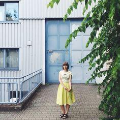 Yellow outfit   Kittenhood