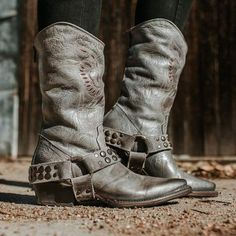 ed596bfc4 28 Best Shoes images in 2018 | Leather Boots, Bootie boots, Leather ...