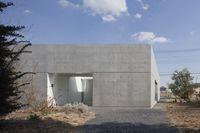 姫宮の住宅 設計:高橋堅建築設計事務所 施工:アーキッシュギャラリー