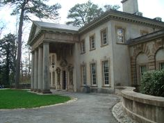 The Swan House - Atlanta, GA