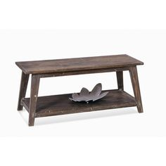 Bassett Mirror Cotswold Rectangular Cocktail Table