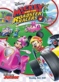 Join Mickey and the Roadster Racers for some zooming fun! Check out these  Mickey and 563c5d34b4ada
