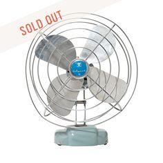 Vintage Blue Fan SDI5554 | FOSSIL®