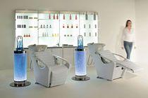shampoo chair (wash unit, with footstool) LUXOR MASSAGE by Matta & Varaschin Maletti Group