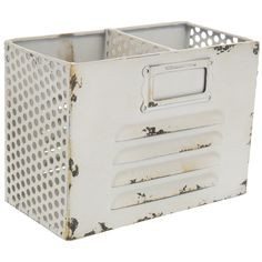 Get White Locker Box Organizer online or find other Boxes products from HobbyLobby.com