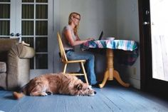 How to Teach Your Dog To Settle Down And Relax On Cue - Whole Dog Journal Article