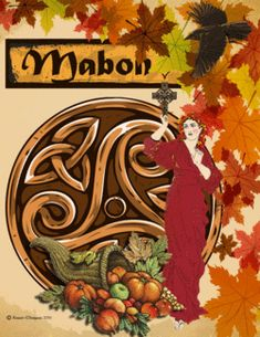Mabon occurs on the date which the sun enters the sign of Libra, the scales. Night and Day are equally balanced at Autumn Equinox but soon the scales will tip, and waning of the Sun will bring longer nights and shorter days. Mabon, Samhain, Holiday Postcards, Holiday Cards, Yule, Constellations, Pagan Festivals, Wiccan Magic, Magick Spells