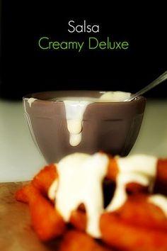 LAS SALSAS DE LA VIDA: Salsa Creamy Deluxe {la de las patatas deluxe de McDonald`s}