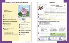Comunicare în limba română - Manual pentru clasa a II-a - semestrul I
