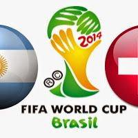 Prediksi Skor Argentina Vs Swiss 01 Juli 2014, Piala Dunia