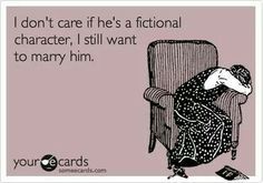 God! Every male lead in a book series? Adrien Ivoshkov, George Weasley, Finn Dalton.. You get where I'm going :P