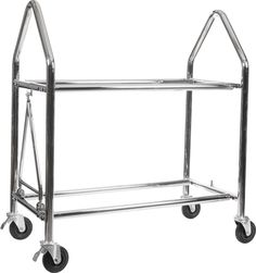 B-G Racing - Stainless Steel Wheel and Tyre Trolley