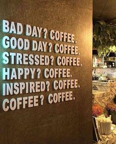 coffee quotes Sounds like a plan Coffee Time! Good Day Coffee, Happy Coffee, I Love Coffee, Coffee Coffee, Coffee And Books, Coffee Menu, Espresso Coffee, Starbucks Coffee, Black Coffee