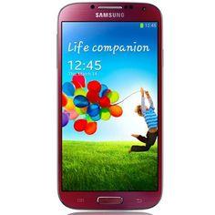 Remplacement Ecran complet Samsung Galaxy S4 I9505 Couleur : ROUGE
