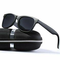 69affad097 Mens Sunglasses for Men Women-wearpro Vintage Polarized Sunglasses WP1001(A  Matt #affilink. Gafas De Sol ...