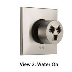 Delta Shower System HydraChoice Body Sprays with Video Multiple Shower Heads, Ways To Wake Up, Custom Shower, Delta Faucets, Shower Systems, Water Conservation, Bathroom Layout, Body Spray, It Is Finished