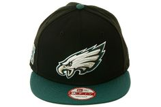 0145e901a New Era Baycik Philadelphia Eagles 9Fifty Snapback Hat Philadelphia Eagles