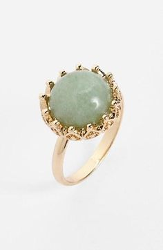 bling, fashion, awesom style, jewelri box, stone ring, crowns, accessori, crown stone, stones