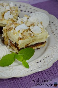 Pani Walewska bez pieczenia, Pychotka bez pieczenia. Pyszne ciasta bez pieczenia. Przepis na ciasto bez pieczenia. Szybkie ciasto bez pieczenia.