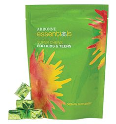 Super Chews for Kids & Teens    A delicious, cherry flavored chew with 15 essential vitamins and minerals, including 300 mg of calcium (equal to one 8 oz. glass of milk), that supports overall health needs of growing kids and teens. Courtneymartin@myarbonne.com