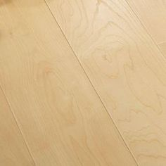 For the kitchen and living room!!! Light Maple 10mm Thick x 11-1/2 in. Wide x 46-7/16 in. Length Laminate Flooring (18.56 sq. ft./case)-FG8330 at The Home Depot