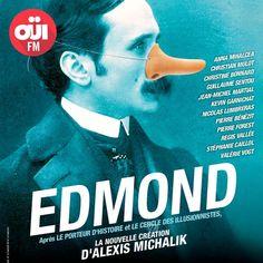 OÜI FM vous invite voir Edmond au Théâtre du Palais-Royal