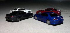 Online Honda Preludes
