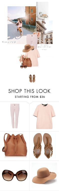 """Good morning."" by kaliam ❤ liked on Polyvore featuring Current/Elliott, Marni, Sophie Hulme, Billabong, Tory Burch and Mudd"